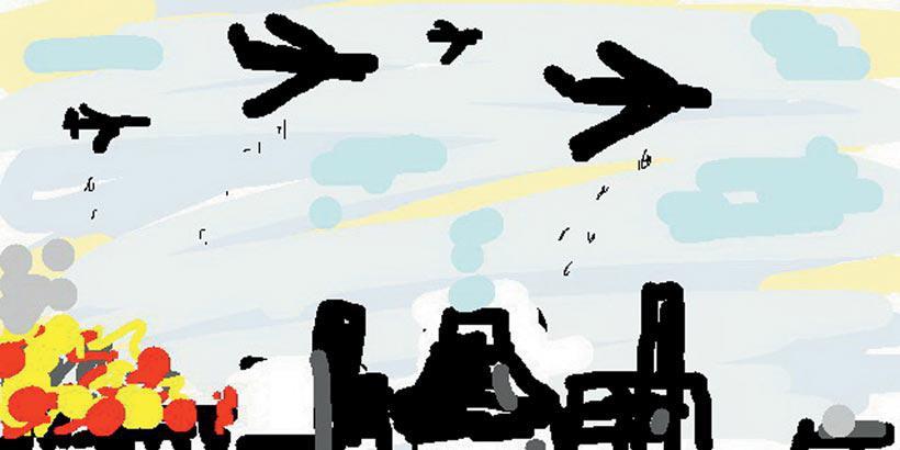 11 Ter Oganyan sketch 2008