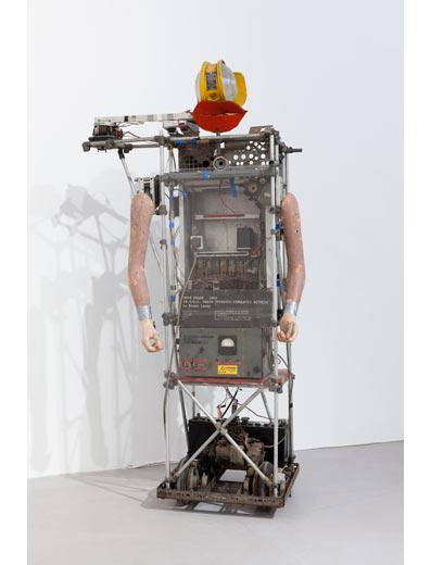 Bruce Lacey installation shot (2)