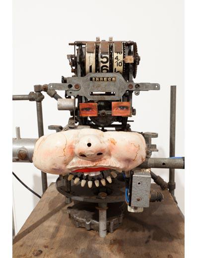 Bruce Lacey installation shot (6)