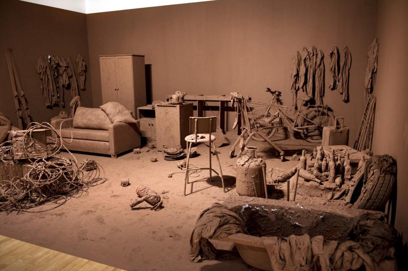 CHEN ZHEN  Purification Room (2000, 2012) Photo Linda Nylind