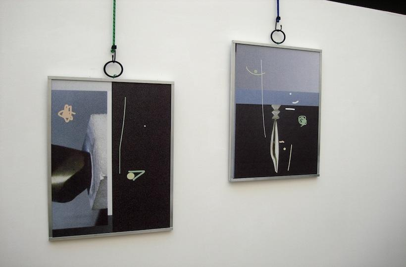 Easy Living Less is More Projects works by James Clarkson Birds (Motif) 2012 and Pogany Muse (Motif) 2012