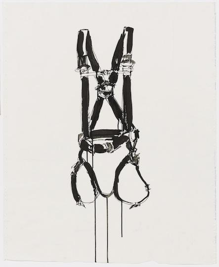Bonvicini 2010 Untitled  Harness  03  photo. def image
