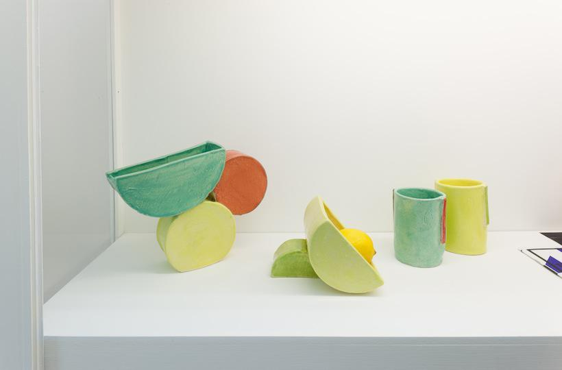 11 The Grantchester Pottery, Decor, 2012, installation view, Rowing photography by Lewis Ronald
