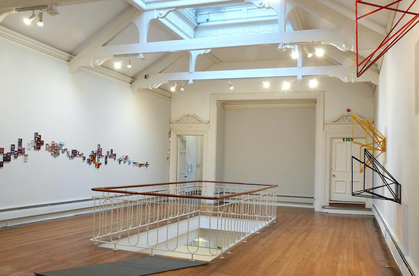 Jo Longhurst, Other Spaces, Installation View, Ffotogallery