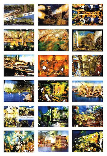 sfmoma SixLines 01 PostcardsOfWar