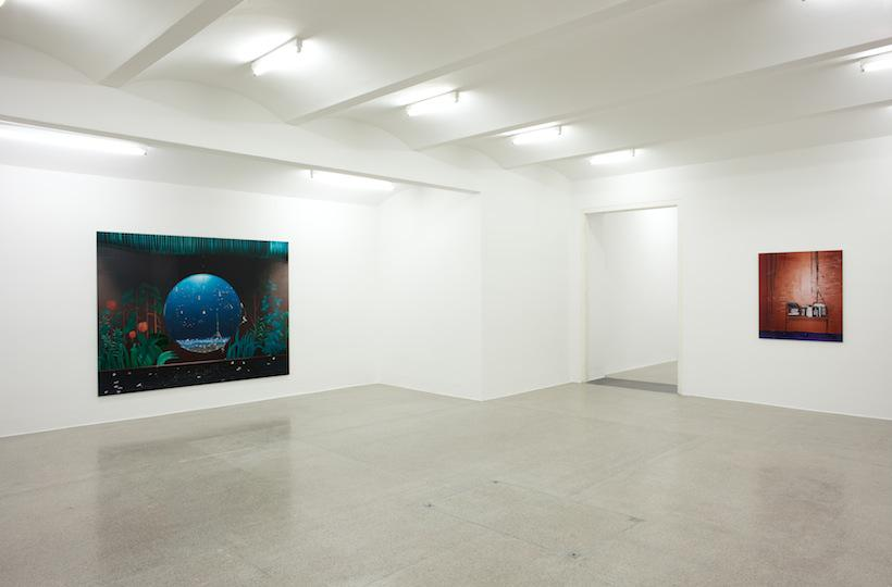 Anne Hardy Suite,2012 Playback,2012 Secession2012 photo Angus Mill