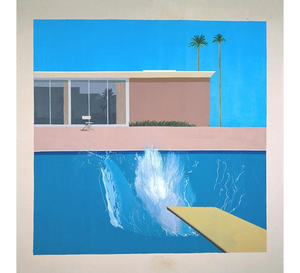 davidhockneyabiggersplash1967