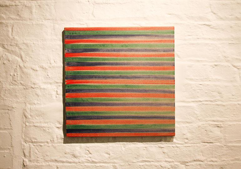 Untitled, 45 x 45cm