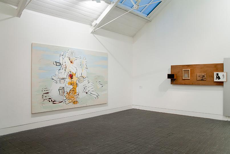 Jerwood Painting Fellowships 2013 (installation view) Photo thisistomorrow.info (2)