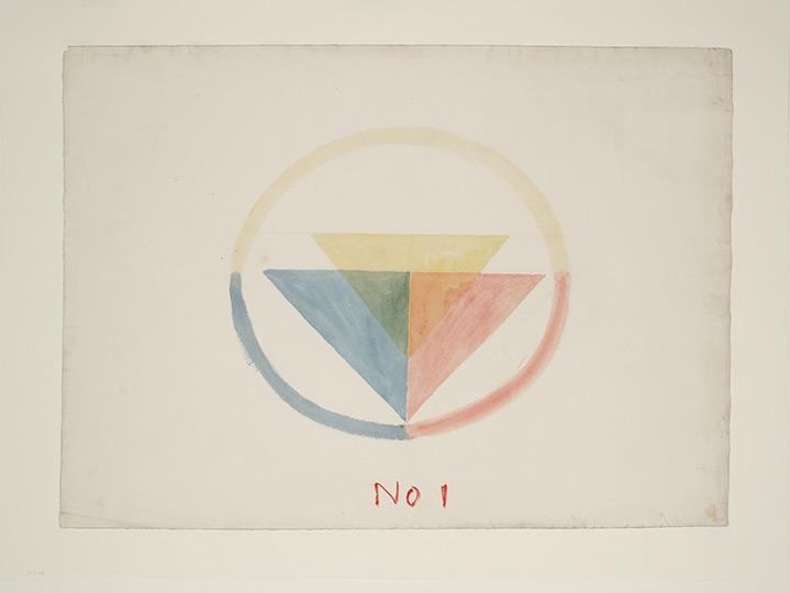 JMW Turner Colour Circle No.1 ,circa 1824 8 Tate London 2012 cropped 1500px