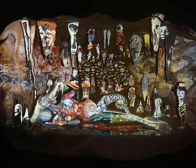 The Cave Painter, 2013