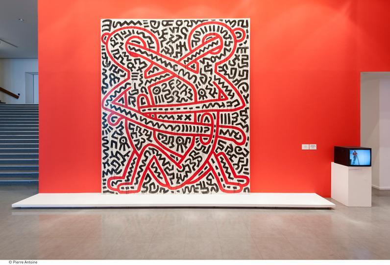 Keith Haring MAMVP 8777