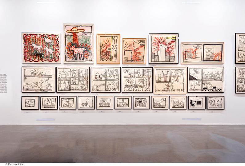 Keith Haring MAMVP 8806