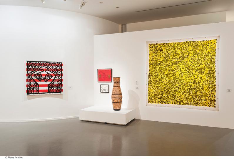 Keith Haring MAMVP 8828