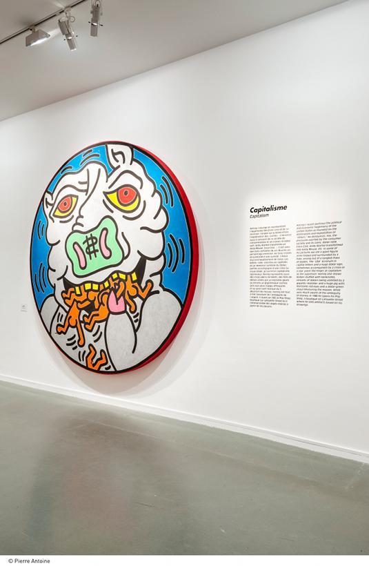 Keith Haring MAMVP 8870