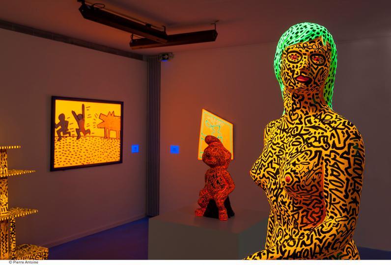 Keith Haring MAMVP 8945
