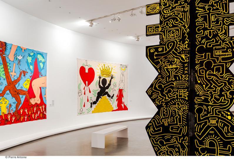 Keith Haring MAMVP 9017