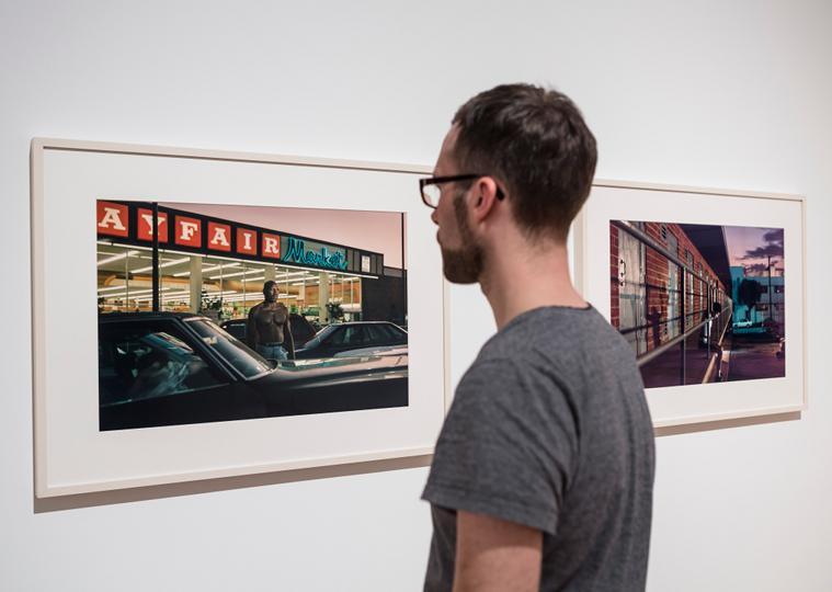 Schirn Presse diCorcia Ausstellungsansichten Miguletz 6