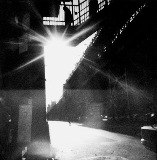 Old Broadway, Harlem 2001 CHARIF BENHELIMA