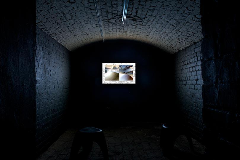 Jon Rafman Video Installation 1