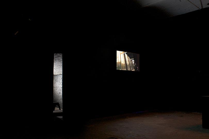 Jon Rafman Video Installation 2
