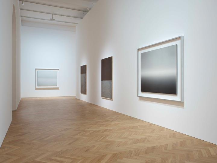 Rothko Sugimoto Dark Paintings And Seascapes Review