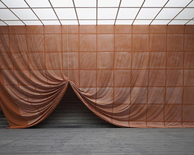 Ulla von Brandenburg Innen ist nicht Auben Installationsansicht installation view Secession 2013 photo Wolfgang Thaler01
