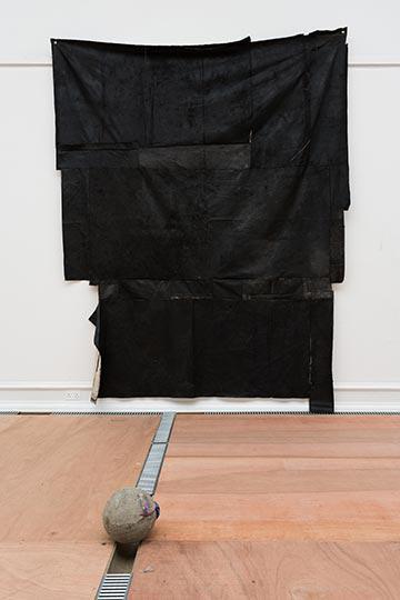 Mark Blower 130919 Oscar Murillo South London Gallery 0045