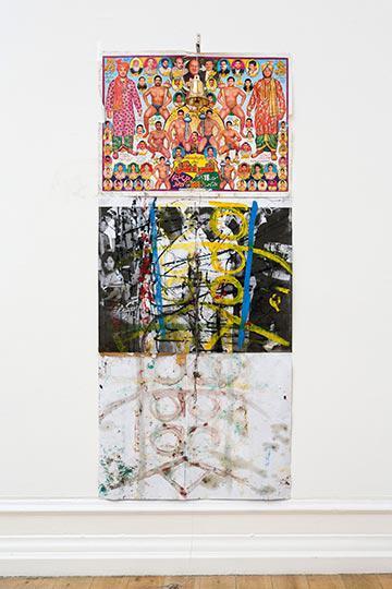 Mark Blower 130919 Oscar Murillo South London Gallery 0090