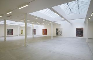 Installation View Ryan Sullivan SCHQ Kingly Street September 2013 i