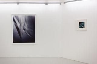 Installation view Barbara Kasten 2