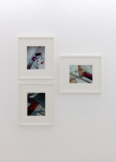 Installation view Barbara Kasten 4