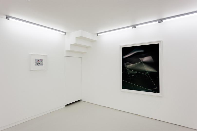Installation view Barbara Kasten 7