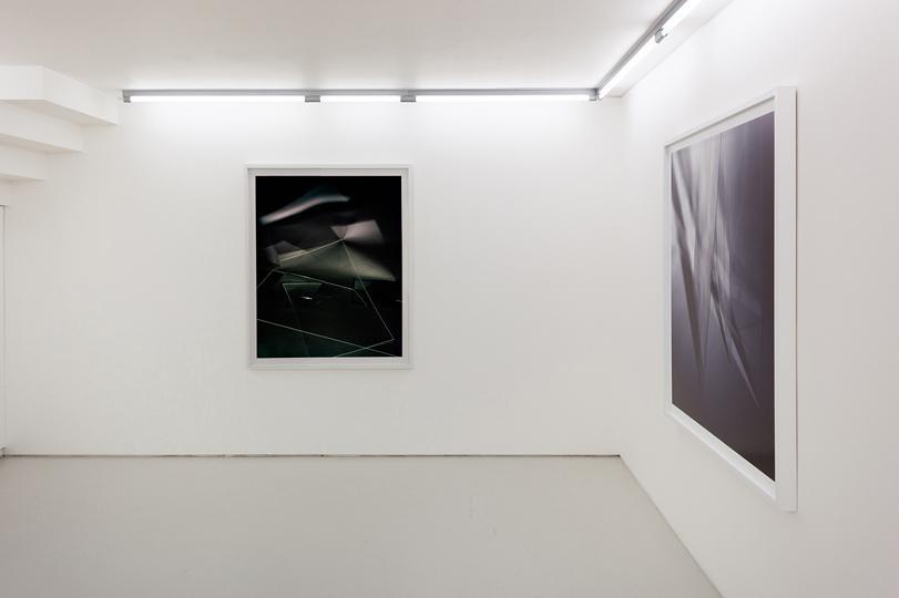 Installation view Barbara Kasten 8