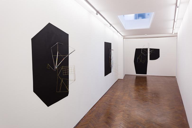 Installation view Sara Barker 1