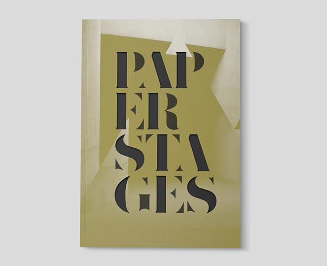 Paper Stages  Cover