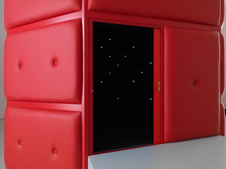Tatsuo Miyajima, Life Palace (tea room) 2013, Courtesy the artist and Lisson Gallery (2)