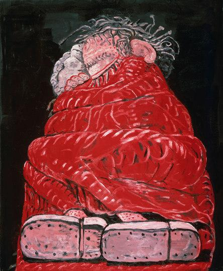 Schirn Presse Philip Guston Sleeping 1977