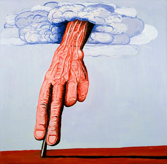 Schirn Presse Philip Guston The line 1978