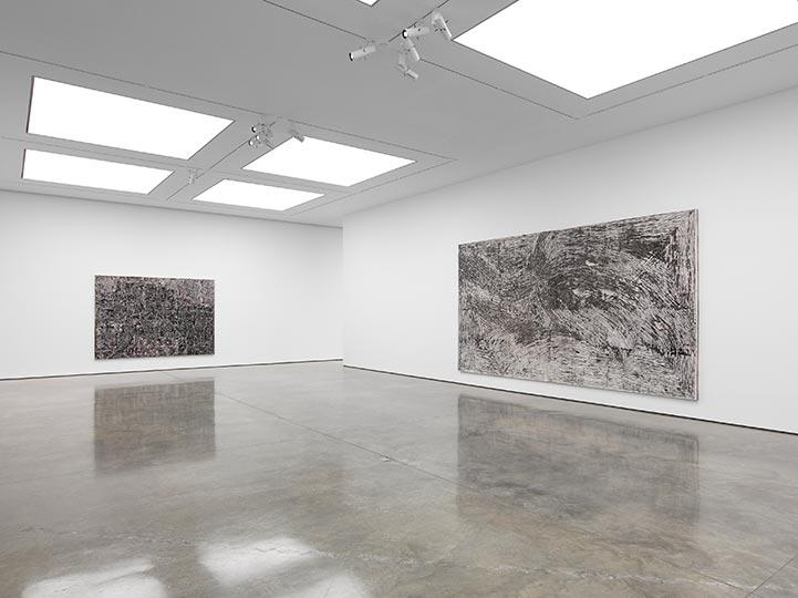 Mark Bradford Through Darkest America by Truck and Tank White Cube Bermondsey 16 October  12 January 2014 (medium res)