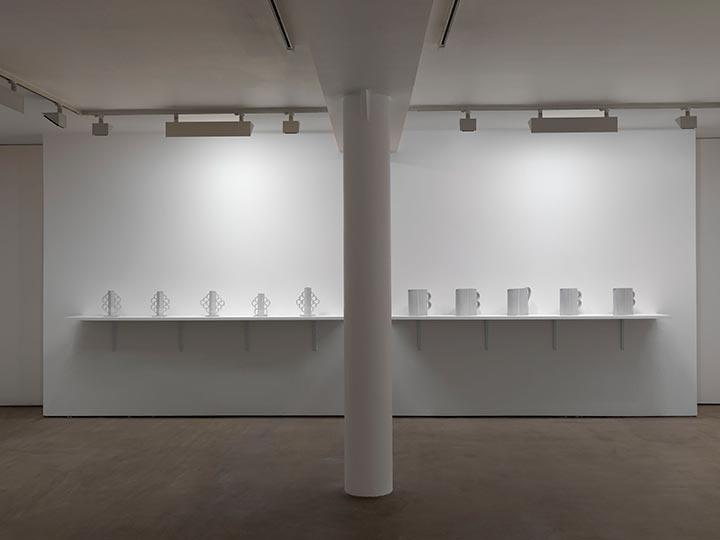 Installation view HaveHad 69 South Audley Street London 07 November 20 December 2013 x