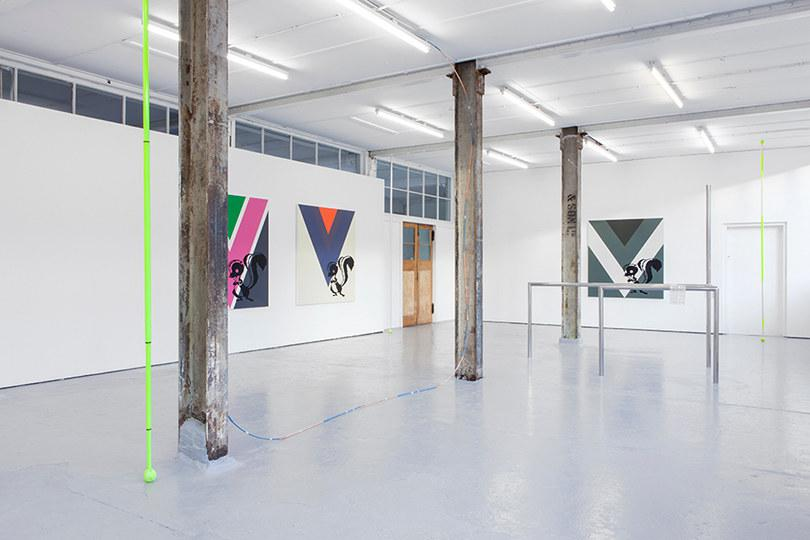 2 Installation View