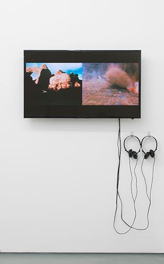 Project:  Salvatore Arancio, Rachel Cattle & Steve Richards, James Pyman, installation view