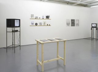 Project:  Salvatore Arancio, Rachel Cattle & Steve Richards, James Pyman, installation view