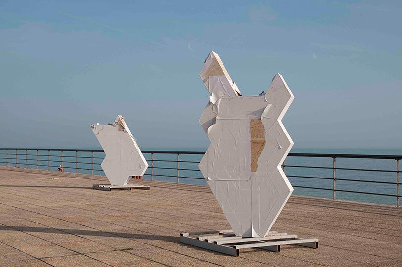 Matt Calderwood Exposure Sculptures 2013 photo Nigel Green low 5