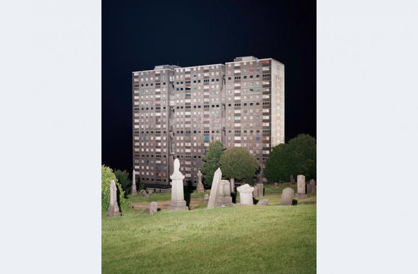 7.Cyprien Gaillard sighthill cemetery