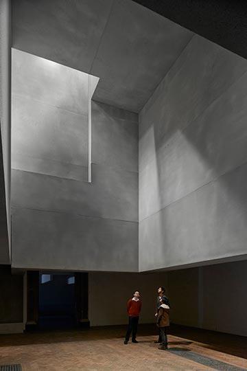 Sensing Spaces, installation view