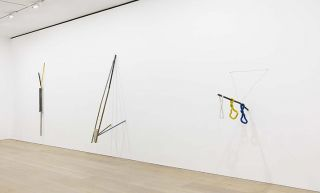 Installation view, Al Taylor, David Zwirner, London