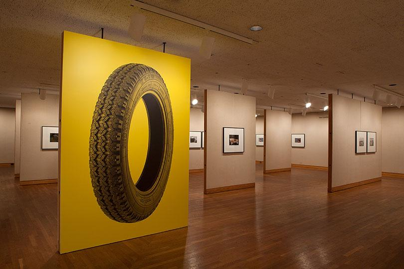 'The Production Line of Happiness' (installation view)