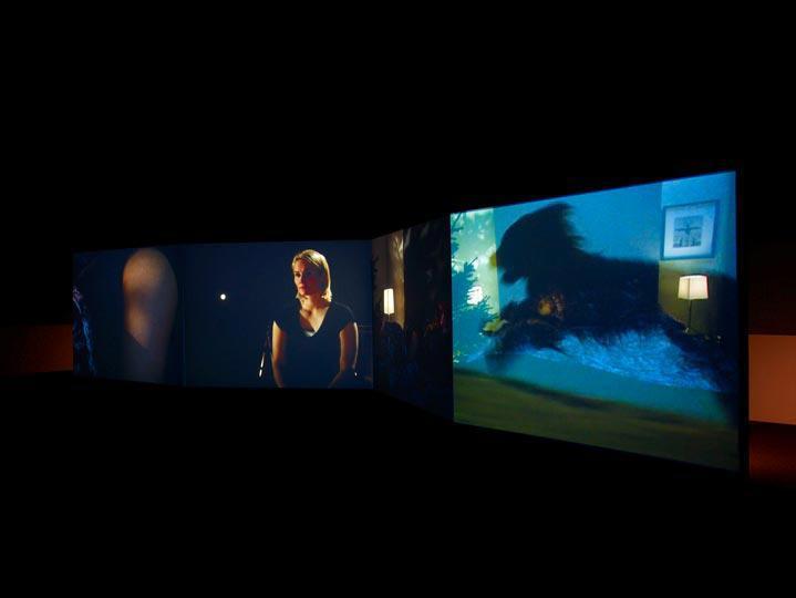 Eija Liisa Ahtila installation shot 3 HOP